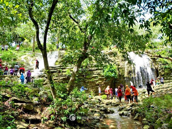 Air Terjun Bangunsari Gunungkidul Wisata Alam Jogja Terbaru