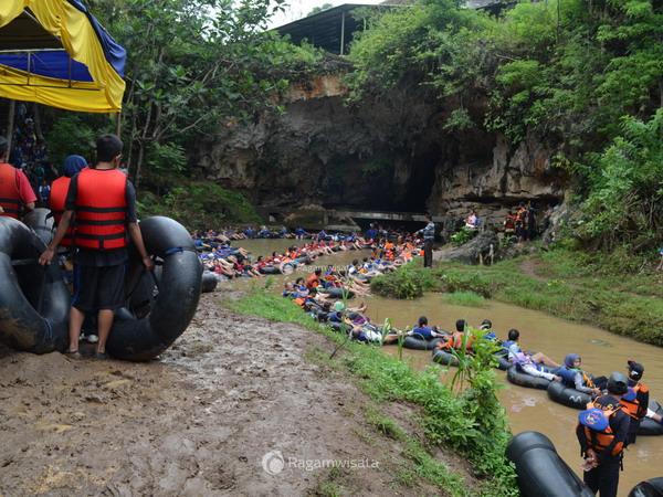 Goa Pindul Gunungkidul Spot Cave Tubing Di Jogja Ragamwisata